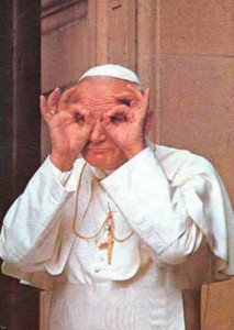 The Faces of Hope: Patrick's Favorite Images of the Popes